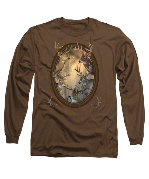 Big Bucks Long Sleeve T-Shirt