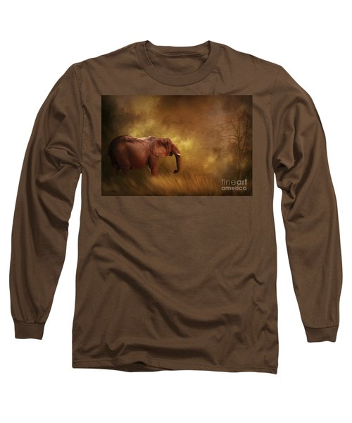 Big Ed Long Sleeve T-Shirt