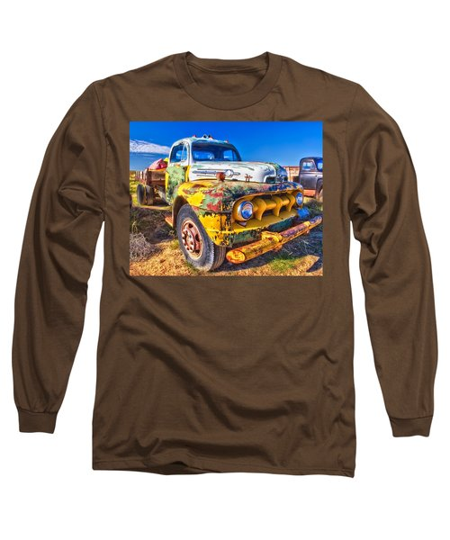 Big Job - Wide Long Sleeve T-Shirt