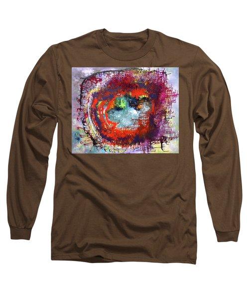 Big Optic Long Sleeve T-Shirt