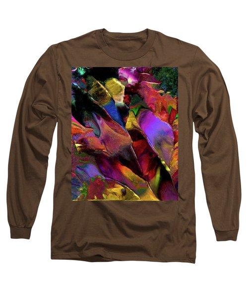Binary Star System Long Sleeve T-Shirt