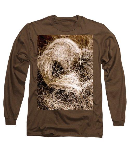 Bird Ape And Not Ape Bird Long Sleeve T-Shirt