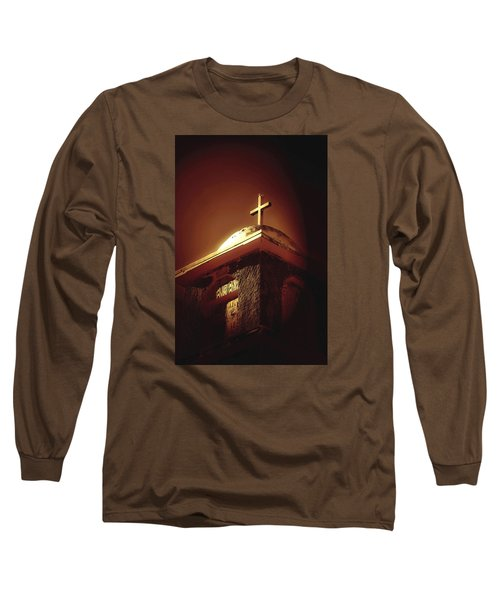 Bird On A Steeple Long Sleeve T-Shirt