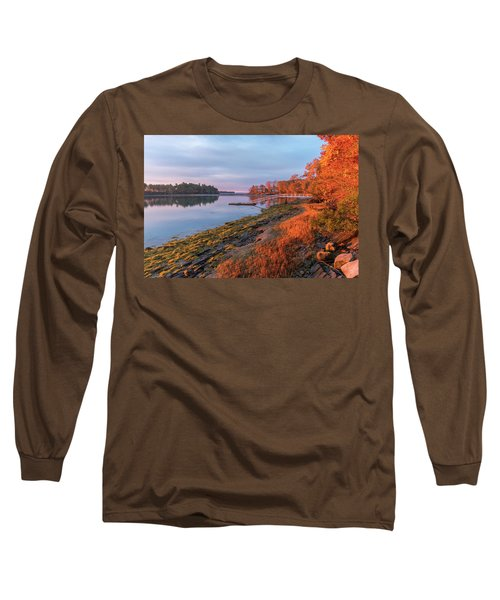 Blazing Shore Long Sleeve T-Shirt