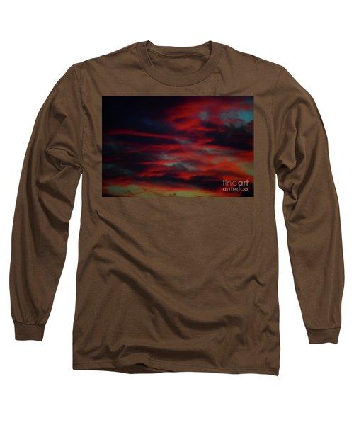Bleed Long Sleeve T-Shirt