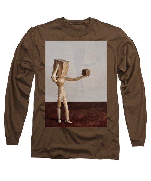 Blockhead Long Sleeve T-Shirt