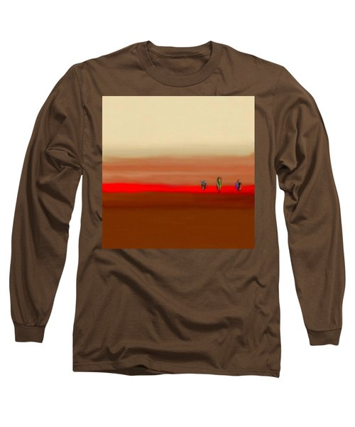 Blood Line Long Sleeve T-Shirt