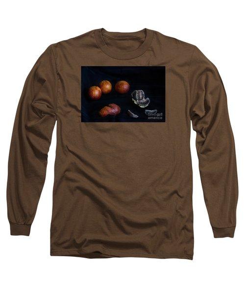 Blood Orange Symphony Long Sleeve T-Shirt