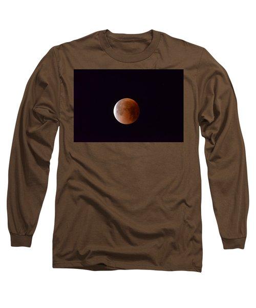 Blue Moon 1-31-18 Long Sleeve T-Shirt