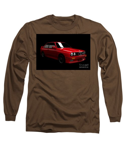 Bmw M3 E30 Long Sleeve T-Shirt