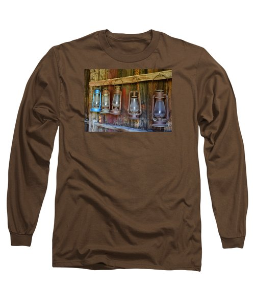 Bodie Blue Light Special Long Sleeve T-Shirt