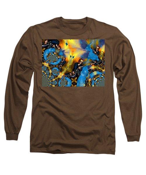 Bonamassa Mania Long Sleeve T-Shirt