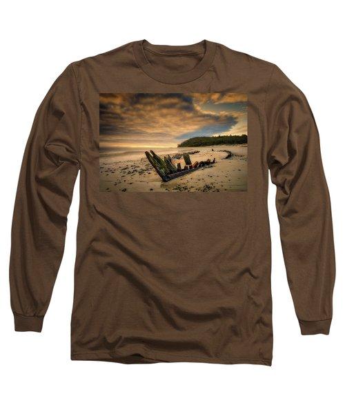 Bones, Ada K. Damon Long Sleeve T-Shirt
