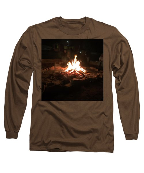 Bonfire Long Sleeve T-Shirt