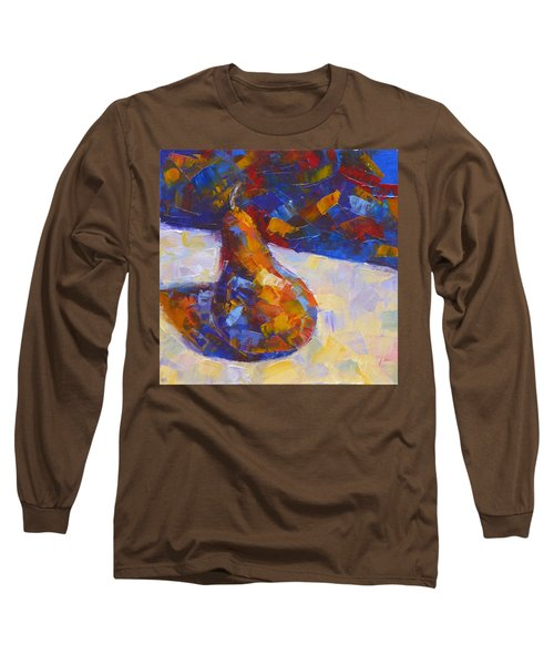 Bosc Pear Mosaic Long Sleeve T-Shirt