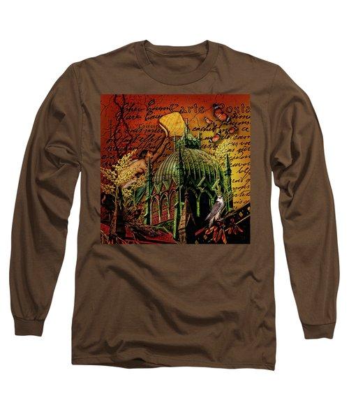 Boston Birds....dark Long Sleeve T-Shirt