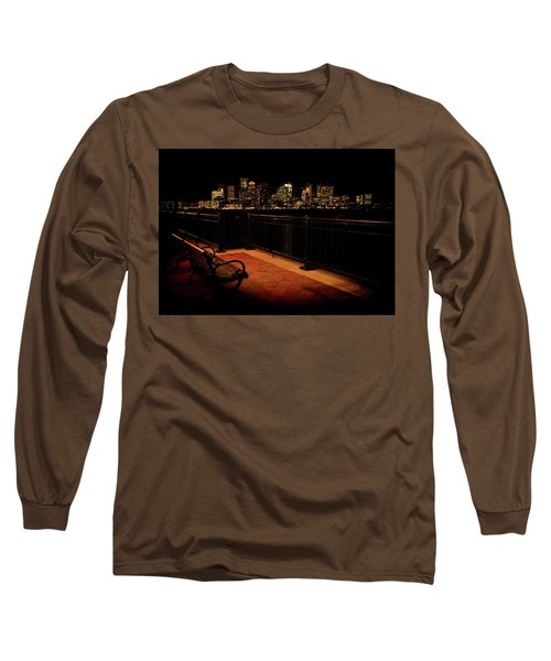 Boston Lamplight Long Sleeve T-Shirt