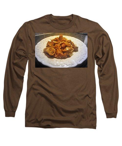 Bourguignon Venison Long Sleeve T-Shirt