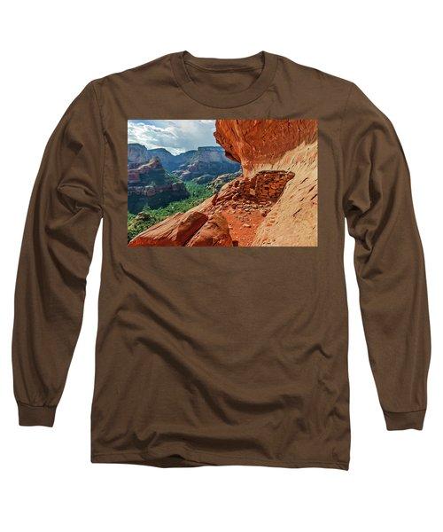 Boynton Canyon 08-174 Long Sleeve T-Shirt