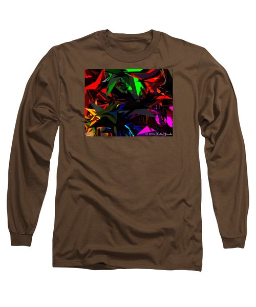 Brave Long Sleeve T-Shirt by Holley Jacobs