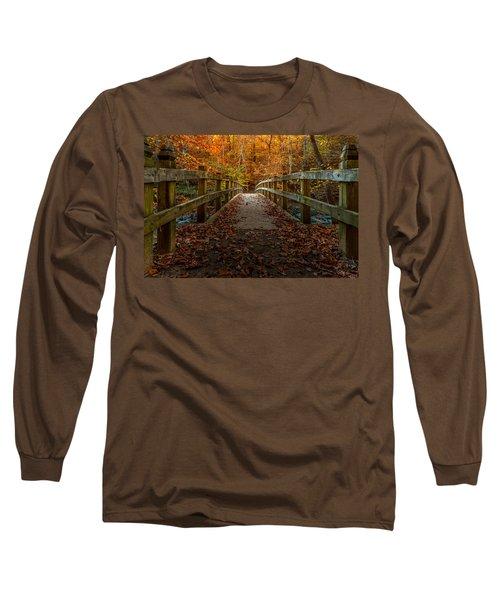 Bridge To Enlightenment 2 Long Sleeve T-Shirt