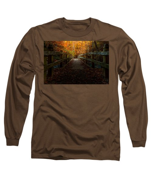 Bridge To Enlightenment Long Sleeve T-Shirt