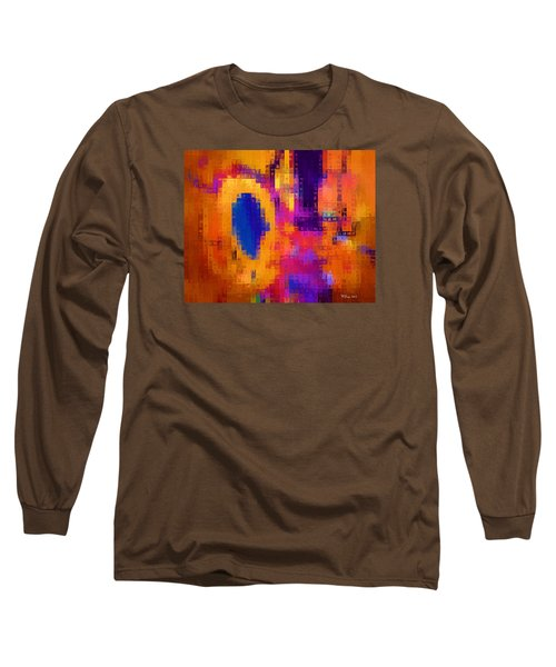 Bright City Lights Long Sleeve T-Shirt