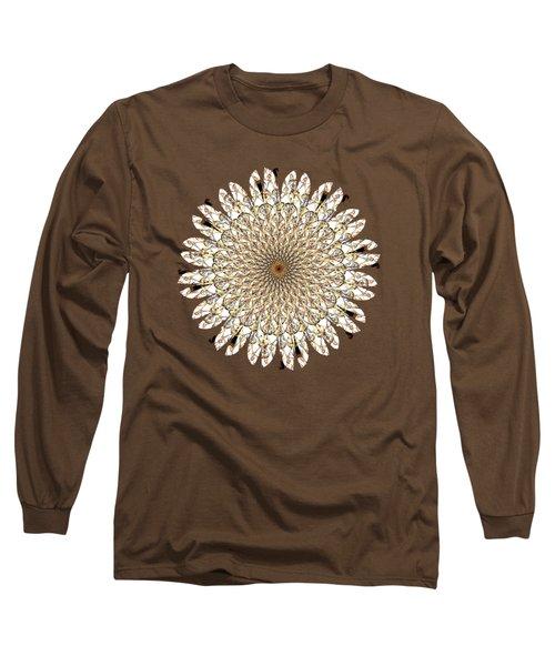 Bright Flower Long Sleeve T-Shirt