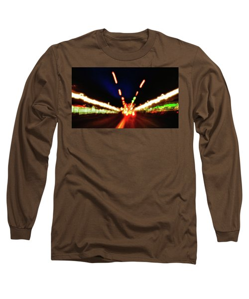 Bright Lights Long Sleeve T-Shirt