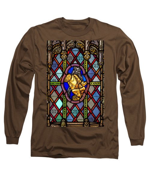 Broken Buddha Long Sleeve T-Shirt