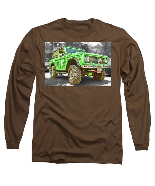 Bronco 1 Long Sleeve T-Shirt