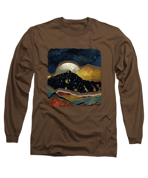 Bronze Night Long Sleeve T-Shirt