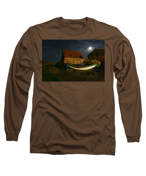 Brora Boat House Long Sleeve T-Shirt