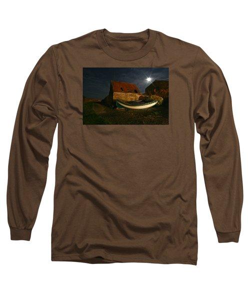 Brora Boat House Long Sleeve T-Shirt