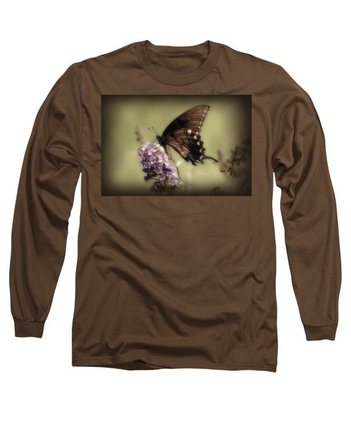 Brown And Beautiful Long Sleeve T-Shirt