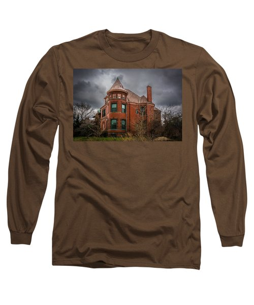 Brush Park  Long Sleeve T-Shirt