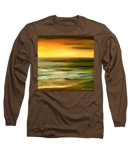 Brushed 7 Long Sleeve T-Shirt