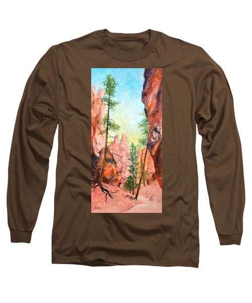 Bryce Canyon #2 Long Sleeve T-Shirt