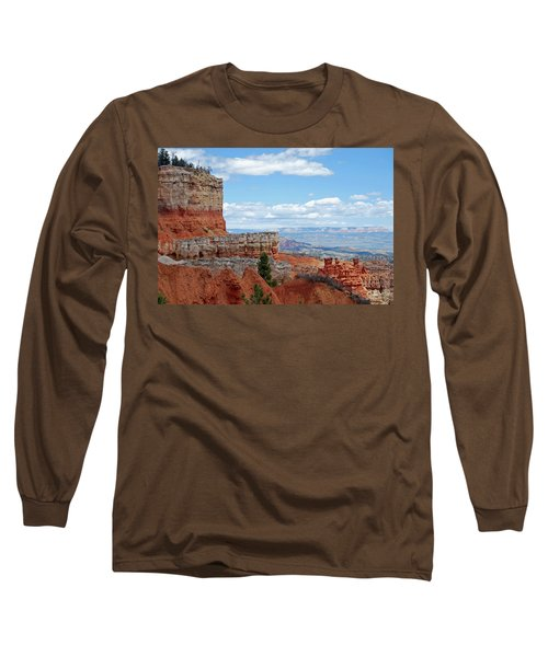 Bryce Canyon Long Sleeve T-Shirt by Nancy Landry