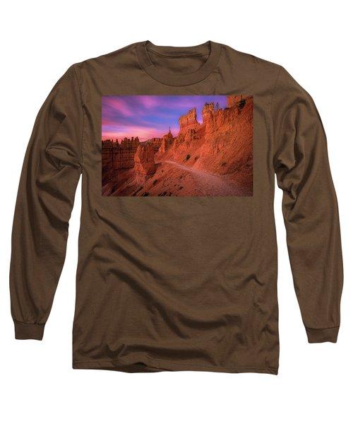 Bryce Trails Long Sleeve T-Shirt