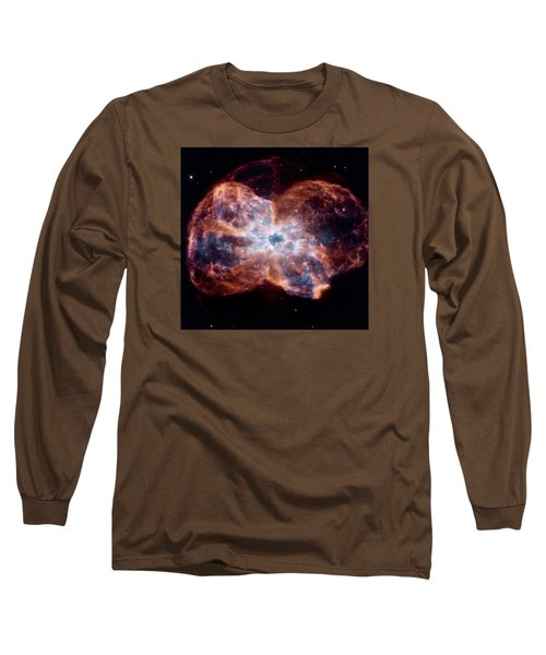 Bubble Nebula Long Sleeve T-Shirt