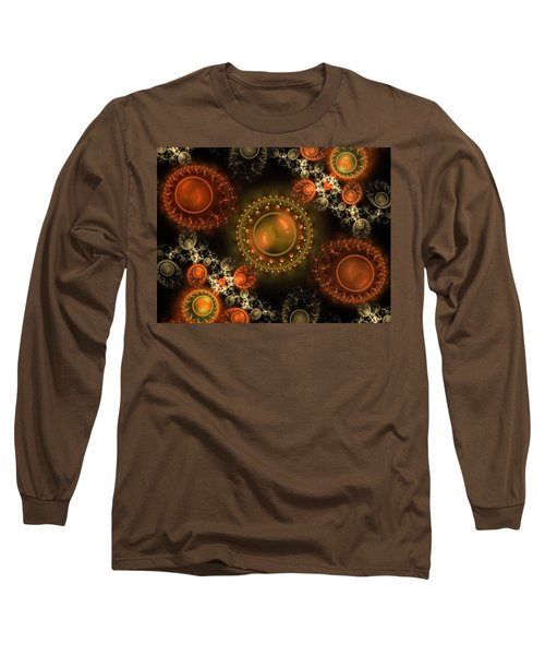 Bubbles Long Sleeve T-Shirt by Ester Rogers