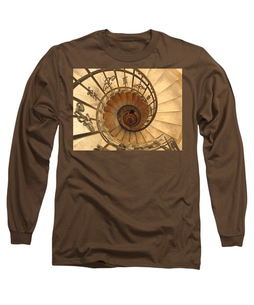 Budapest Staircase Long Sleeve T-Shirt