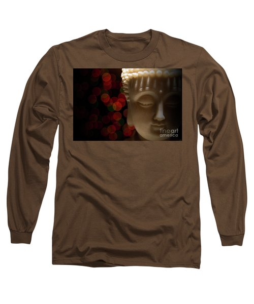 Long Sleeve T-Shirt featuring the photograph Buddha by Brian Jones