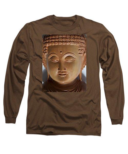 Budha Long Sleeve T-Shirt