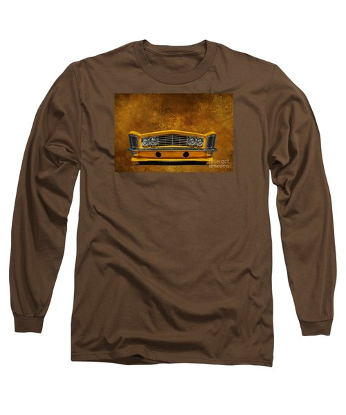 Buick Riviera Long Sleeve T-Shirt by Jim  Hatch