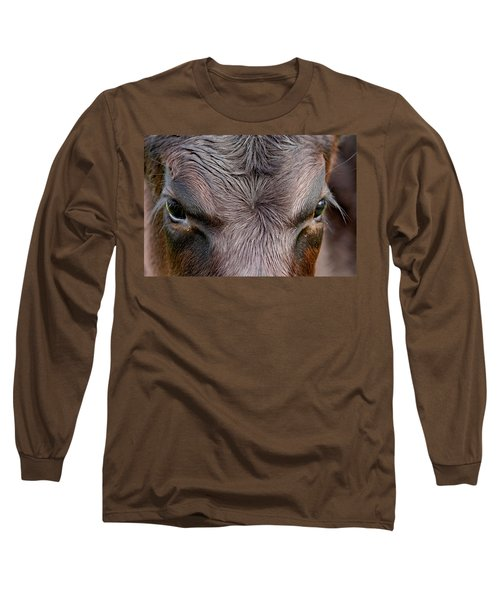 Bull's Eye Long Sleeve T-Shirt