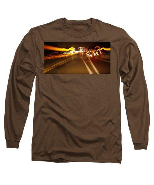 Bump Long Sleeve T-Shirt by Xn Tyler
