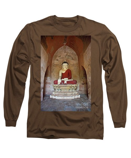 Burma_d2078 Long Sleeve T-Shirt