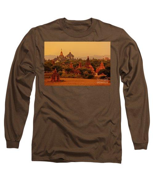 Long Sleeve T-Shirt featuring the photograph Burma_d2136 by Craig Lovell